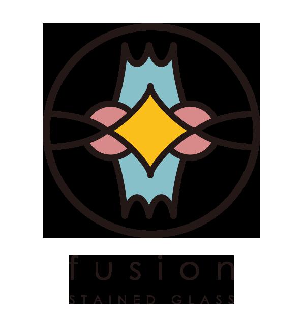 Fusion 薩摩切子のステンドグラス